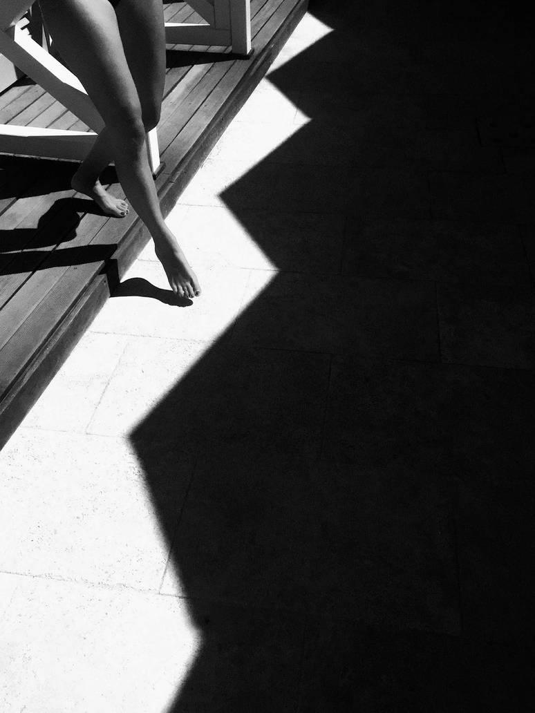 Legs/Cabins by mariomencacci