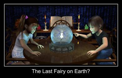 The Last Fairy on Earth? by PerfectBlue97