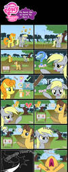 MLP: FiM - The Secret Life of Carrot Top (Part 2) by PerfectBlue97