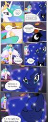 MLP: FiM - Without Magic Part 23 by PerfectBlue97