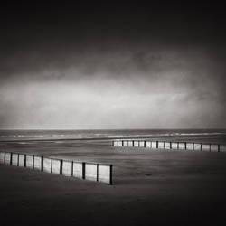 Sand-Drift Fences by DenisOlivier