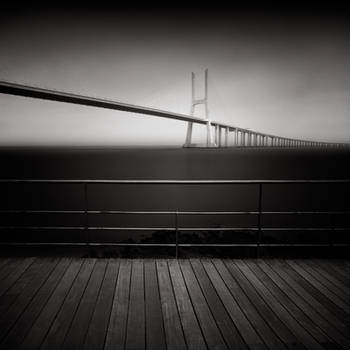 Vasco Da Gama Bridge - 2 by DenisOlivier