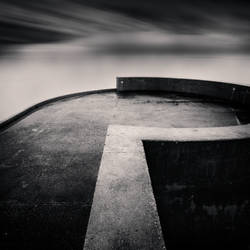 Half-Circled Pier by DenisOlivier