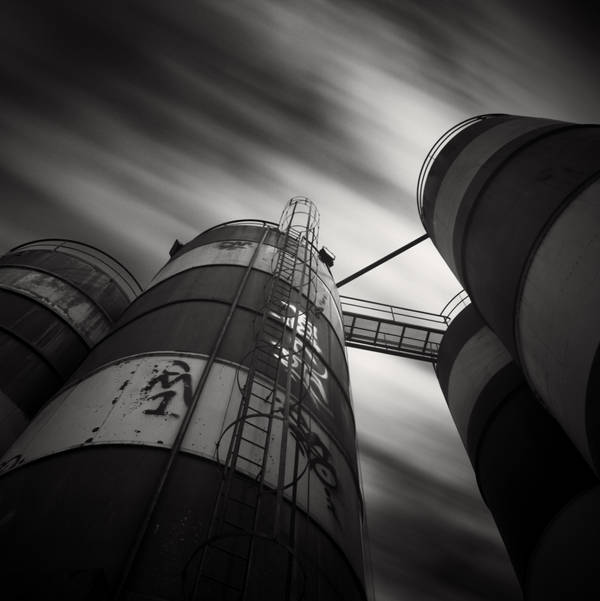 Cement factory 6 by DenisOlivier