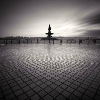 Trois Graces Fountain by DenisOlivier