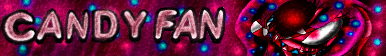 Candy Fan Button by Fun-Time-Is-Party