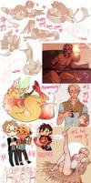tumblr dump 29 by mintlark
