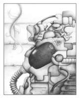 Mayan Future Gray 8 by ivanjs
