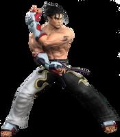 Jin Kazama Tekken 5 by Blood-Huntress