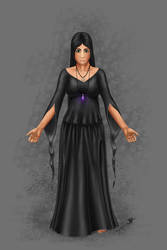 DM RP Profile Summer Dress 01 by Blood-Huntress