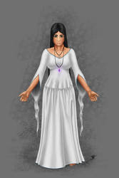 DM RP Profile Summer Dress 02 by Blood-Huntress