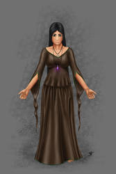 DM RP Profile Summer Dress 03 by Blood-Huntress