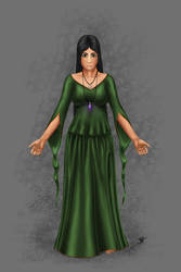 DM RP Profile Summer Dress 05 by Blood-Huntress