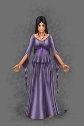 DM RP Profile Summer Dress 06 by Blood-Huntress