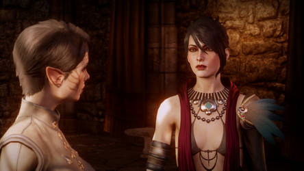 Dragon age screenshot 24 by zsuszi