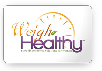 Weigh Healthy logo by JustGage