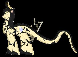 Rei's Eleking Kirin Form by Pyrus-Leonidas