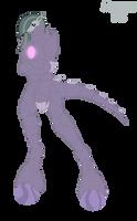 Marble Pie Kaiju Form by Pyrus-Leonidas