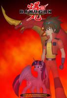 Bakugan Legends of Equestria Cover by Pyrus-Leonidas
