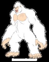 George the Ape 2018 by Pyrus-Leonidas