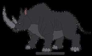 Boris the Rhino 2018 by Pyrus-Leonidas
