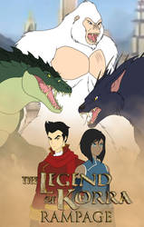 The Legend of Korra: Rampage by Pyrus-Leonidas