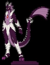 Melody Kaiju Form by Pyrus-Leonidas
