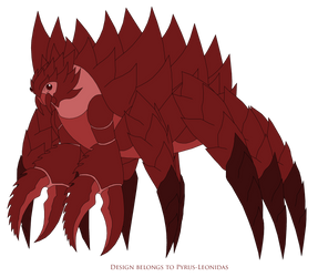 Ruby the Crab 2018 by Pyrus-Leonidas