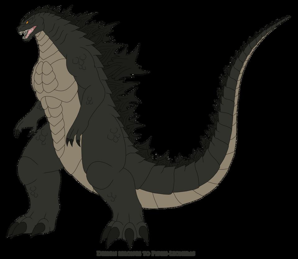 Godzilla 2019 by Pyrus...