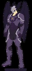 Voltron Legendary Defender OC Aitheros by Pyrus-Leonidas