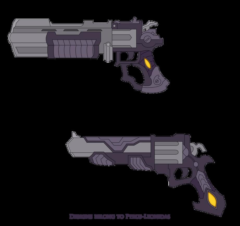 Aitheros's Pistol Designs by Pyrus-Leonidas
