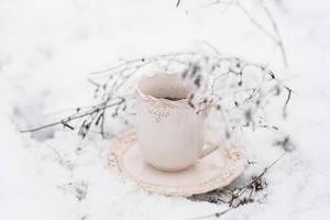 Winter Tea by Fotoaurinko