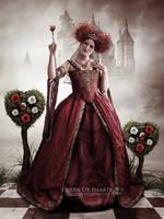 Queen Of Hearts by melanneart