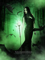 Maliciousness by melanneart