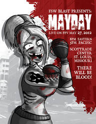 MAYDAY 2012 Poster by JFMstudios