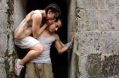 Romeo y Julieta II by NicoMondrian