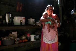 Abuela Nosara by NicoMondrian