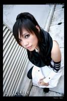 Soul Eater: Tsubaki by niladnama