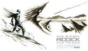 Riddick: Rule the Dark by JZINGERMAN