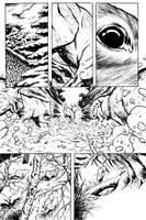 Wolverine Origin P1 by JZINGERMAN