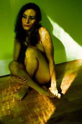 Girl With Kaleidoscope Eyes by StudioMona