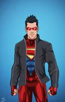 Superboy (Jacket) by DannyK999