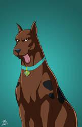 Scoobert 'Scooby' Doo by DannyK999