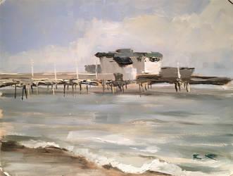 Long Beach  by KlassikalGuitartist