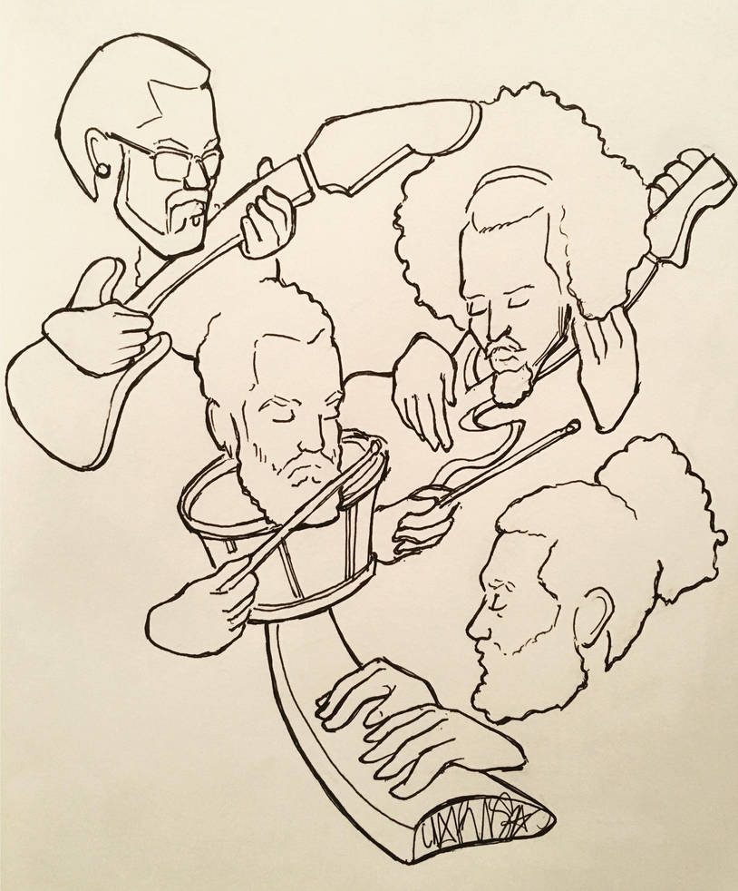 Jazz hands by KlassikalGuitartist