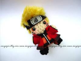 Naruto Amigurumi by AnyaZoe