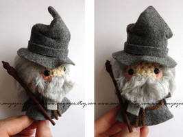 Gandalf Amigurumi by AnyaZoe
