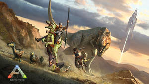 Ark Survival Evolved Promo by SebastianKowoll