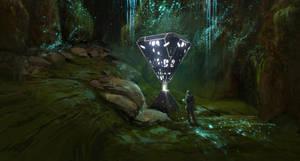 Swamp Cave 3 by SebastianKowoll
