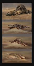 Ark: Dead Things by SebastianKowoll